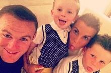 ครอบครัวสุขสันต์รูนีย์ แฮปปี้เมียรัก-2ลูกน้อย