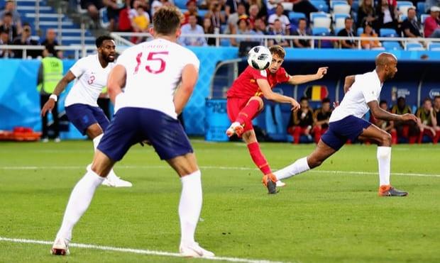 Image result for เบลเยียมจบแชมป์กลุ่มเชือดอังกฤษ 1-0