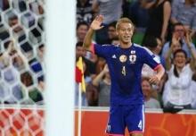 ญี่ปุ่น อุ่นหรูปิดจ๊อบ ตูนิเซีย 2-0
