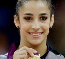 ฮือฮา อาลี เรสแมน นักยิมนาสติกเหรียญทองโอลิมปิก ขึ้นปกถ่ายนู้ด??