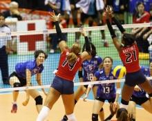 ตบสาวไทยอัดโดมินิกัน 3-1 เซต ประเดิมชัยคัดโอลิมปิก
