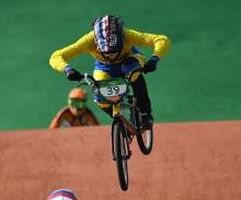 'อะแมนด้า' ภูมิใจเป็น 'คนไทย' แข่งบีเอ็มเอ็กซ์โอลิมปิก