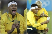 เนย์มาร์ ปลื้ม บราซิลคว้าแชมป์บอลชายโอลิมปิก