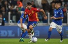 คอสต้า เดี้ยงถอนตัวทีมชาติสเปน