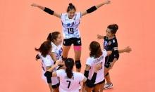 ฟอร์มเฉียบ! สาวไทย อัด ไต้หวัน 3-0 ซิวแชมป์กลุ่มศึกลูกยางเอเชีย!!