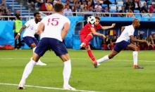 ยานาไซปั่นโค้ง! เบลเยียมจบแชมป์กลุ่มเชือดอังกฤษ 1-0 (ไฮไลต์)