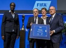 ฟีฟ่าเลือกฝรั่งเศสเจ้าภาพบอลโลกหญิง2019