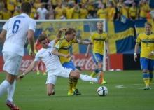 อังกฤษเชือดสวีเดน1-0บอลชิงแชมป์ชาติยุโรป