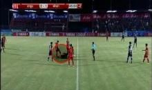 แฟนบอลจวกยับ!! แข้งยาสูบ ตั้งใจทำร้ายทีมตรงข้ามแบบนี้ (มีคลิป)