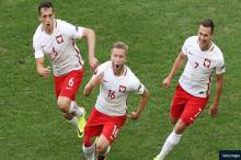 คูบ้าฮีโร่!โปแลนด์เฮครึ่งหลังเฉือนยูเครน 1-0