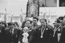 แชมป์คิงส์คัพ14สมัย พรชัย เปิดใจพร้อมสู้เพื่อชาติ