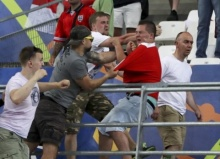 แฟนบอลรัสเซียประกาศยำกองเชียร์อังกฤษในฟุตบอลโลก 2018