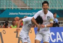 สู้ไม่ไหว!!เวียดนาม เจอ เกาหลีใต้ อัด3-1 ร่วงรอบรอง!!