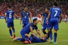 ไทยฟอร์มดุ!! ไล่ต้อนอินโด 5-0 ลิ่วชิงเมียนมาฟุตบอลชายซีเกมส์