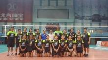 ทีมแบตมินตันสาวไทย อุ่นเครื่อง ชนะ จีน3-2เซต
