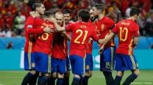 สเปน ขึ้นเป็นเต็ง 1 ที่จะคว้าแชมป์ยูโร 2016