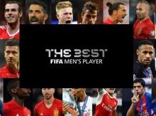 ฟีฟ่าประกาศ 3 นักฟุตบอล ที่มีสิทธิ์คว้ารางวัล The Best FIFA Mens Player แล้ว