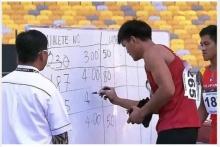 อืิ้อหือหมดคำบรรยาย!!เจ้าภาพไม่สน!ให้นักกีฬาไทย เขียนบอร์ดใส่คะแนนเอง...