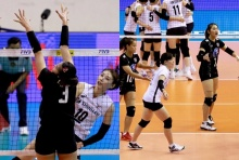 สาวไทย แพ้4เกมติด! พ่าย โสมขาว 1-3