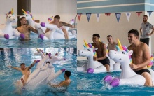 ส่องกิจกรรมวันพักผ่อนสุดหวานแหววของนักเตะ ทีมชาติอังกฤษ หลังคว้าชัยเหนือตูนิเซีย