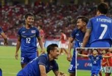 สุดมันส์!!! รุ่งรัฐ เบิ้ล 2 ส่ง ไทย รัวชนะ อินโดฯ 5 - 0 รอชิงทองกับเมียนมาร์ 15 มิ.ย.นี้