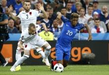 ฝรั่งเศสไล่ยิงท้ายเกมเชือดแอลเบเนีย2-0