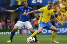 เอแดร์ ซัดชัย ให้อิตาลี  เฉือนชนะ สวีเดน 1-0 ฟุตบอลยูโรฯ2016 รอบแบ่งกลุ่ม นัดที่สอง