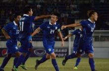 สุดยอด!! ช้างศึกไทย ยำเละ เวียดนาม 6-0 คว้าแชมป์ AFF U-19