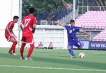 สู้เต็มที่!! ทีมชาติไทยU16 พ่าย เกาหลีเหนือ 0-2