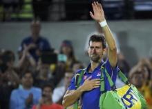 ช็อค โนวัค โจโควิช  นักเทนนิส มือ 1 โลก ร่วงรอบแรก โอลิมปิก 2016