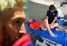 เมสซี่โต้เจ็บหนักพักยาว ลั่นเตรียมกลับช่วยทีมแน่นอน