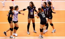 สบายมือ! สาวไทย ถลุง มัลดีฟส์ 3-0 เปิดหัวลูกยางชิงแชมป์เอเชีย!!