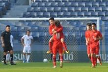 เวียดนามทุบเมียนมากระจุย 4-0 เปิดหัว M-150 Cup