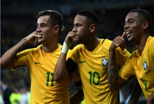 Image result for บราซิลประกาศ 23 แข้งล่าแชมป์โลกสมัย 6