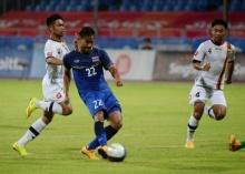 ผลบอลซีเกมส์ นักเตะไทยไล่ต้อนชนะบรูไนขาดลอย 5-0