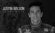 ช็อก! จัสตัน วิลสัน นักแข่งรถ เสียชีวิตในการแข่งขัน(มีคลิป)