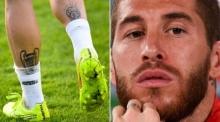 รอยสักเก๋ ๆ ของนักฟุตบอลระดับโลก