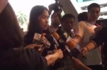 น้องเมย์รัชนก กลับถึงไทยแล้วหลังคว้าแชมป์แบดอินเดียโอเพ่น