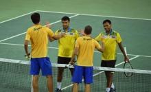 ทำดีที่สุดแล้ว!! สนฉัตร สรรชัย  รติวัฒน์ ร่วงรอบแรก เทนนิสชายคู่ โอลิมปิก (คลิป)