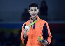 เหรียญเงินแรกในประวัติศาสตร์ ของนักกีฬาชายเทควอนโด้ทีมชาติไทย!!