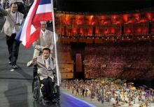 เปิดแล้วยิ่งใหญ่ตระการตา พาราลิมปิกเกมส์ 2016