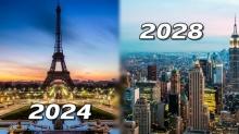 IOC ประกาศเลือก กรุงปารีส เป็นเจ้าภาพจัดโอลิมปิก 2024