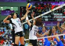 เกมส์นี้มันส์!!! สาวไทย ตบเฉือนชนะ เซอร์เบีย 3-2 เซ็ต ประเดิมเวิลด์กรังด์ปรีช์