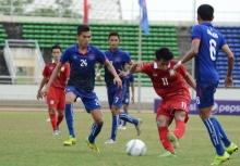 แรงดีไม่มีตก!! ช้างศึกไทย U-19 ขยี้ กัมพูชา 6-0 ซิวแชมป์กลุ่มเอ!!