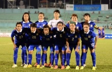 ประเดิมชัย!! แข้งสาวไทย เฉือนชนะ เมียนมา 2-1 ศึกปรีโอลิมปิก รอบคัดเลือก