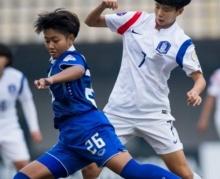 สะใจ!!แข้งยู16 สาวไทย เฉือน โสมขาว 1-0