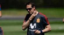 ฟ้าผ่า! สเปน ทำช็อกไล่ โลเปเตกี พ้นตำแหน่ง ก่อนประเดิมบอลโลกนัดแรก