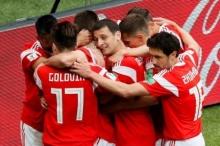 ทีเด็ดเจ้าภาพ!!รัสเซีย ถล่ม ซาอุฯ เละ เปิดบอลโลก 2018