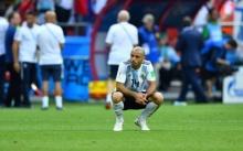 มาสเคราโน ประกาศลาทีมชาติอาร์เจนตินา หลังร่วงรอบ 16 ทีม