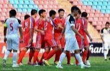 เกาหลีเหนือ กด ฟิลิปปินส์ ขาดลอย 4-0